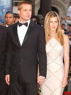 PEOPLE's Style Awards | Brad Pitt, Jennifer Aniston
