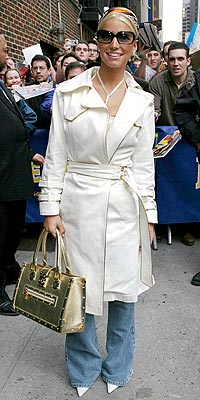 MOST ACCESSORIZED: JESSICA SIMPSON photo | Jessica Simpson