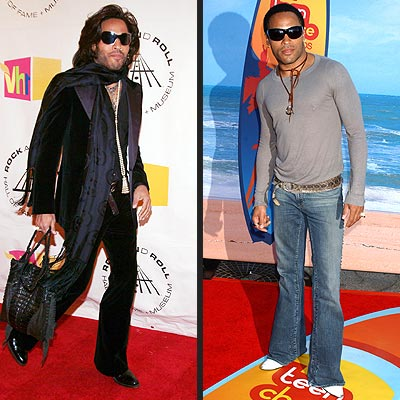 MOST IMPROVED MALE: LENNY KRAVITZ photo | Lenny Kravitz