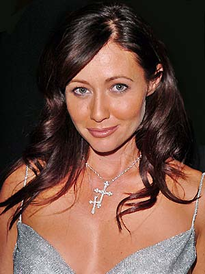 sdoherty Shannen Doherty Nearly Quit Job Over Lottery Win Prank   July 31st, 2012