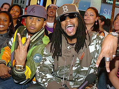 YEAH! photo | Lil Jon, Usher