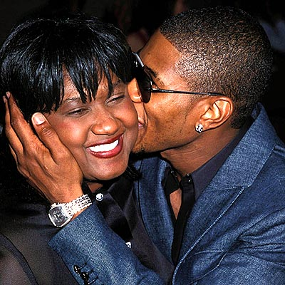 MAMA'S BOY photo | Usher