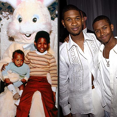 BROTHERLY BOND photo | Usher