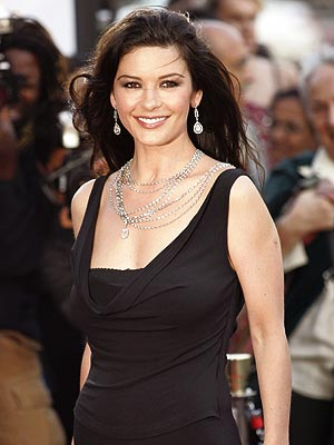 STAR POWER  photo | Catherine Zeta-Jones