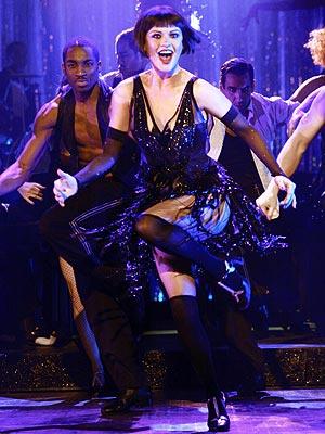 SONG & DANCE  photo   Catherine Zeta-Jones