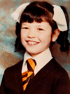 SCHOOL GIRL  photo | Catherine Zeta-Jones