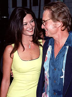 TRUE LOVE  photo | Catherine Zeta-Jones, Michael Douglas