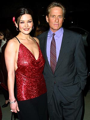 TAG TEAM  photo | Catherine Zeta-Jones, Michael Douglas