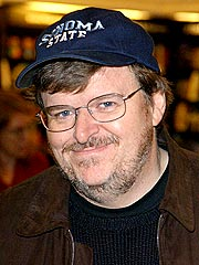 Michael Moore Voted 'Coldest' Celeb | Michael Moore