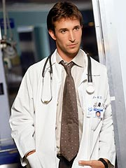 ER's Wyle to Take Permanent Medical Leave | Noah Wyle