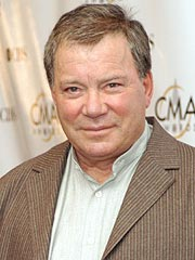 Shatner Sells Kidney Stone for Charity