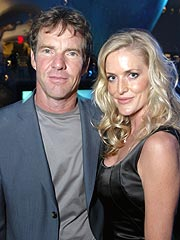 Dennis Quaid to Marry Texas Bank Exec