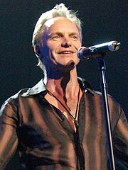 Sting, Annie Lennox Ready for Their Duet