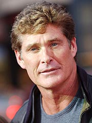 David Hasselhoff Jokes About Drunken Video