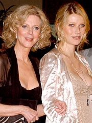 Hollywood Women Honor Gwyneth and Mom | Blythe Danner, Gwyneth Paltrow