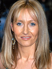 J.K. Rowling Blasts Super-Thin Celebrities