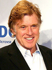 Robert Redford Weds Artist in Germany