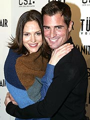 George Eads, Jorja Fox Reunite with CSI | George Eads, Jorja Fox