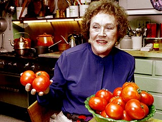 TV Cooking Icon Julia Child Dies