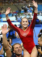 Carly Patterson: New Olympics Golden Girl