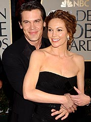 Diane Lane, Josh Brolin Wed in California | Diane Lane, Josh Brolin