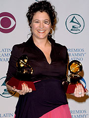 Sanz, Rita Top Winners at Latin Grammys