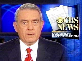 Dan Rather Apologizes for Report on Bush