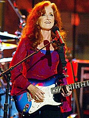 Rockers Kick Off Vote for Change Tour | Bonnie Raitt