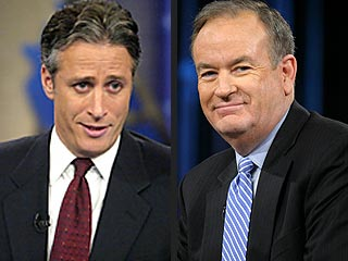 WEEK AHEAD: Jon Stewart Hosts Bill O'Reilly