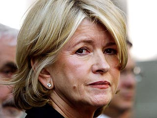 Martha Stewart Checks In for Prison Term