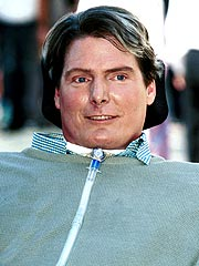 Christopher Reeve Remembered for 'Courage' | Christopher Reeve