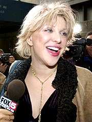 Courtney Love Pleads Guilty to Hitting Man