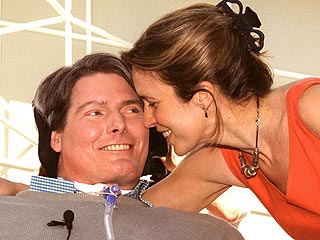 Dana Reeve Speaks About Late Husband Chris