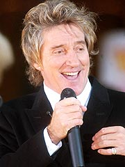 Rocker Rod Stewart Files for Divorce | Rod Stewart
