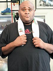 Ruben Studdard Backs Out of Diet Early
