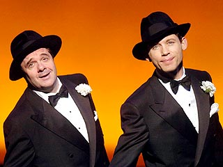 London Loves Nathan Lane in The Producers