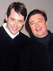 Broderick, Lane to Costar on Stage Again | Matthew Broderick, Nathan Lane