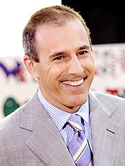 Will Matt Lauer Replace Dan Rather? | Matt Lauer