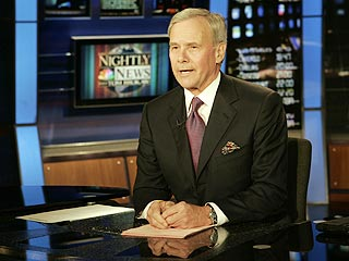 Brokaw Bids Goodbye in Final Broadcast | Tom Brokaw