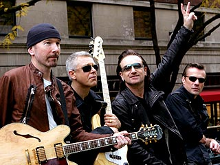 U2, Pretenders to Enter Rock Hall of Fame | U2, Bono