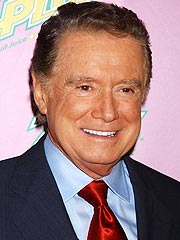 Regis to Sub for Clark, Cohost with Trump