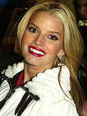 Jessica Aims for Hazzard-ous Movie Role | Jessica Simpson