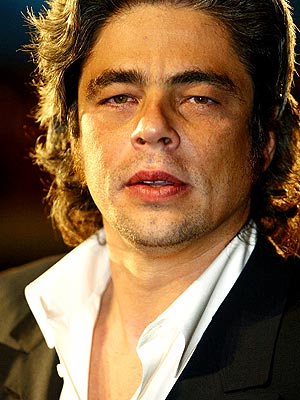 Benicio del Toro royalty images