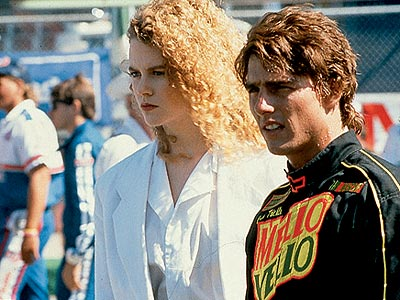 START YOUR ENGINES photo | Nicole Kidman, Tom Cruise