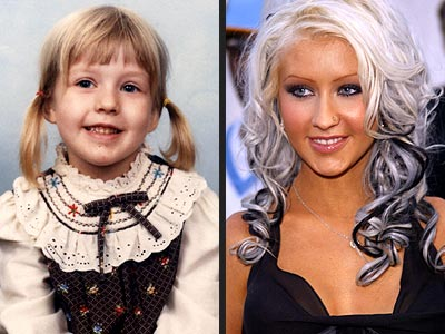 DIVA-IN-TRAINING photo | Christina Aguilera