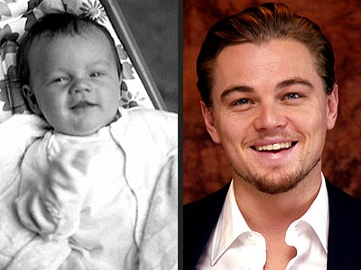 ANGEL BABY? photo | Leonardo DiCaprio
