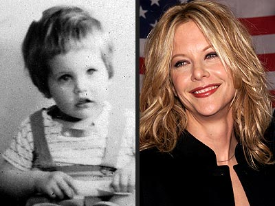 CUTE AS A BUTTON photo | Meg Ryan