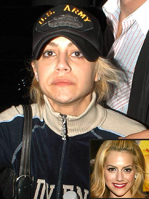 CAPPED OFF photo | Brittany Murphy