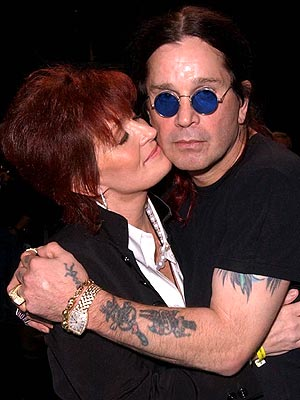 ALL POWERFUL OZZ photo | Ozzy Osbourne, Sharon Osbourne