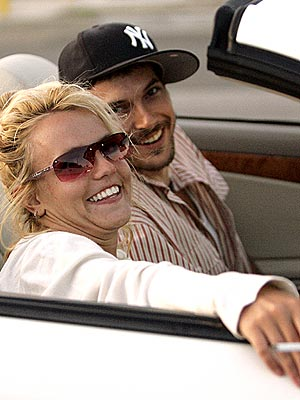 MOST ENGAGING photo | Britney Spears, Kevin Federline